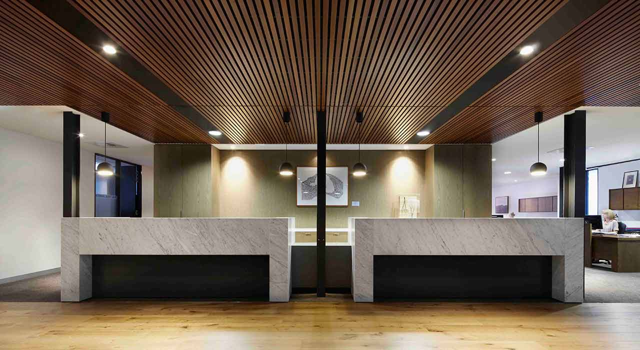 Elegant Acoustic Timber Panels Ceiling Tiles Instyle